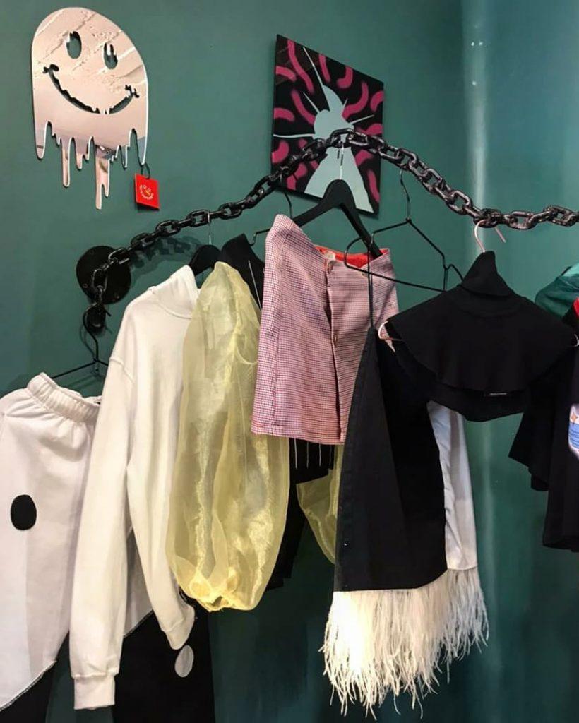 Pays4friends en Pay's Store, Marsella 59, CDMX, moda local