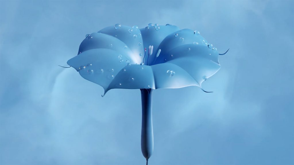 Tranquil Blue WGSN